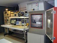 Laboratorio Componentes Automoción